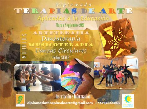 Diplomado en Terapias de Arte Aplicadas a la Educación